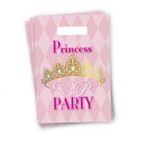 Disney Princess Partytasjes 6 Stuks